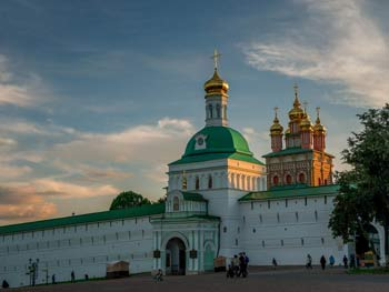 В православную столицу